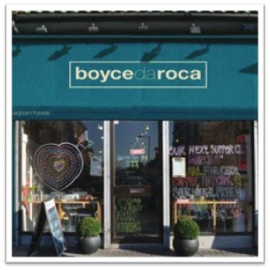 Boyce square web