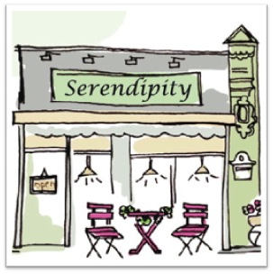 Serendipity square web